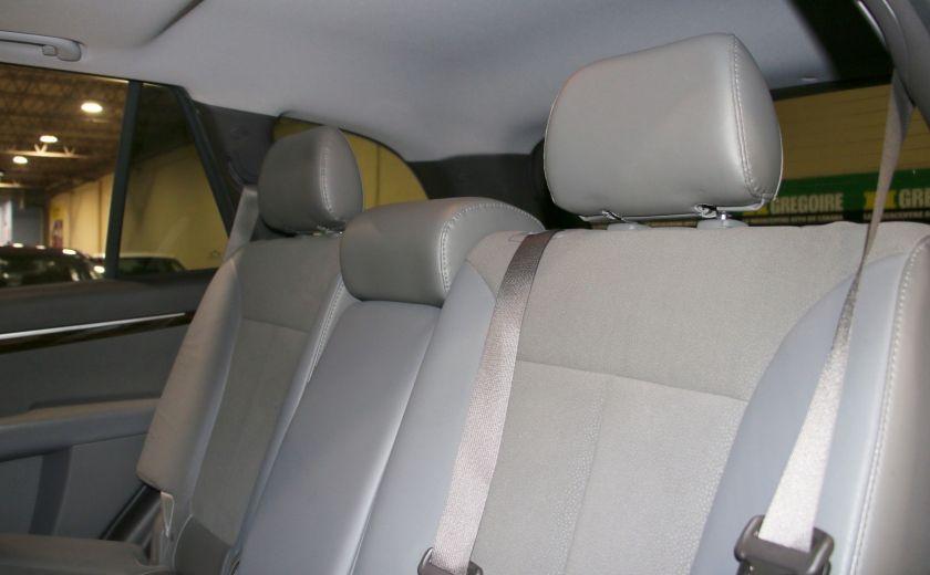 2010 Hyundai Santa Fe GL SPORT V6 TOIT MAGS BLUETHOOT #21