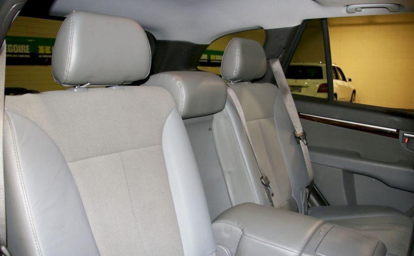 2010 Hyundai Santa Fe GL SPORT V6 TOIT MAGS BLUETHOOT #23