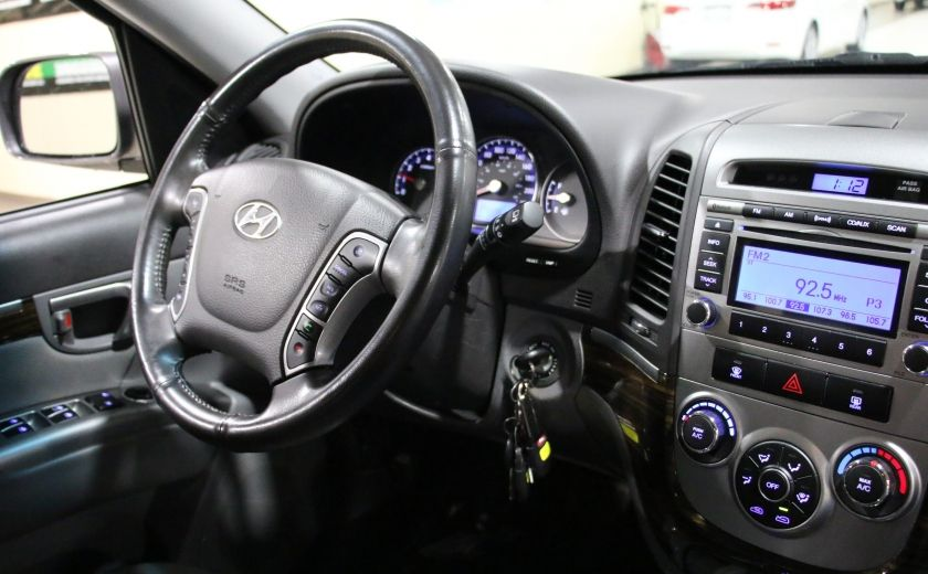 2010 Hyundai Santa Fe GL SPORT V6 TOIT MAGS BLUETHOOT #25