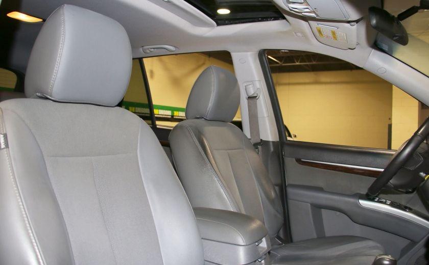 2010 Hyundai Santa Fe GL SPORT V6 TOIT MAGS BLUETHOOT #26