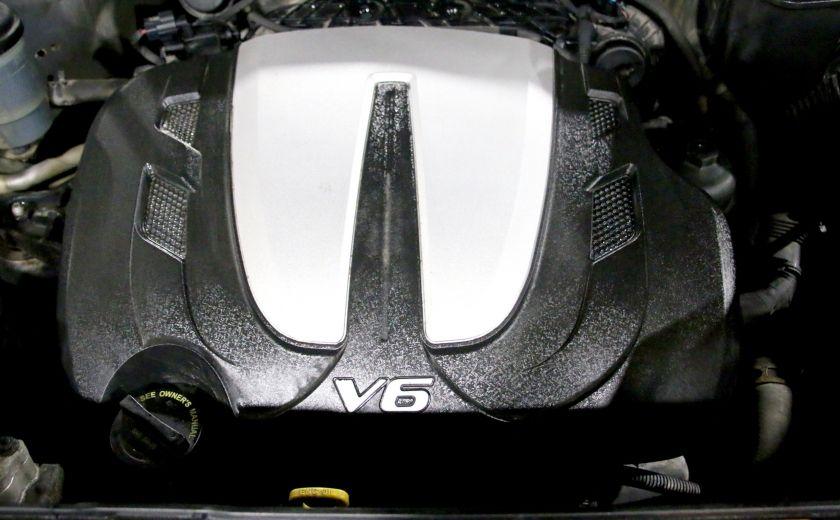 2010 Hyundai Santa Fe GL SPORT V6 TOIT MAGS BLUETHOOT #27