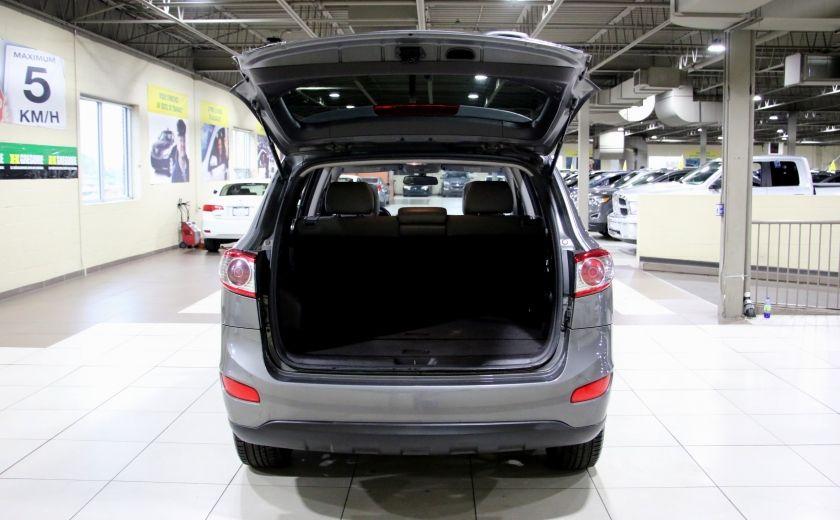 2010 Hyundai Santa Fe GL SPORT V6 TOIT MAGS BLUETHOOT #29