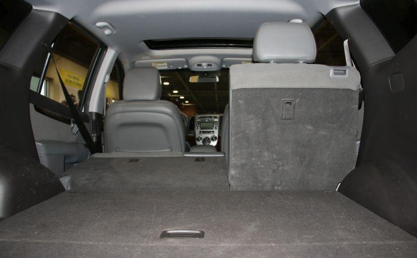 2010 Hyundai Santa Fe GL SPORT V6 TOIT MAGS BLUETHOOT #31