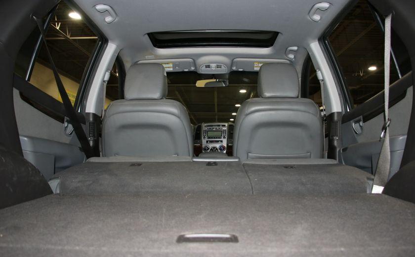 2010 Hyundai Santa Fe GL SPORT V6 TOIT MAGS BLUETHOOT #32