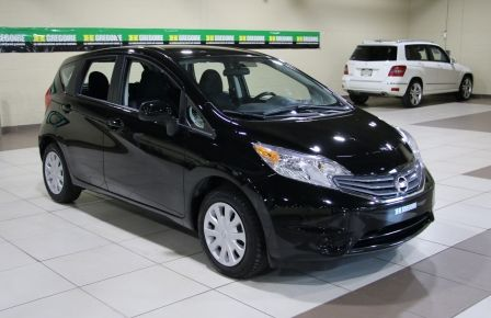 2014 Nissan Versa SV A/C GR ELECT BLUETHOOT CAMERA RECUL in Repentigny