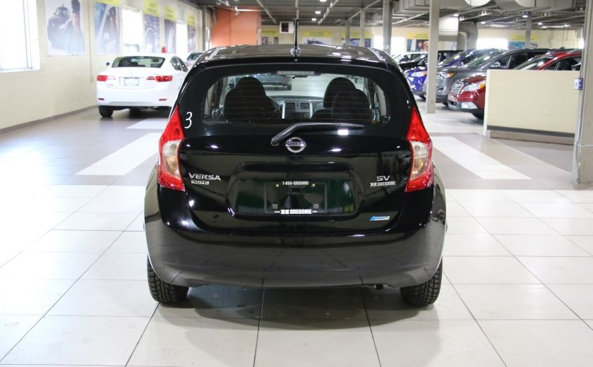 2014 Nissan Versa SV A/C GR ELECT BLUETHOOT CAMERA RECUL #5
