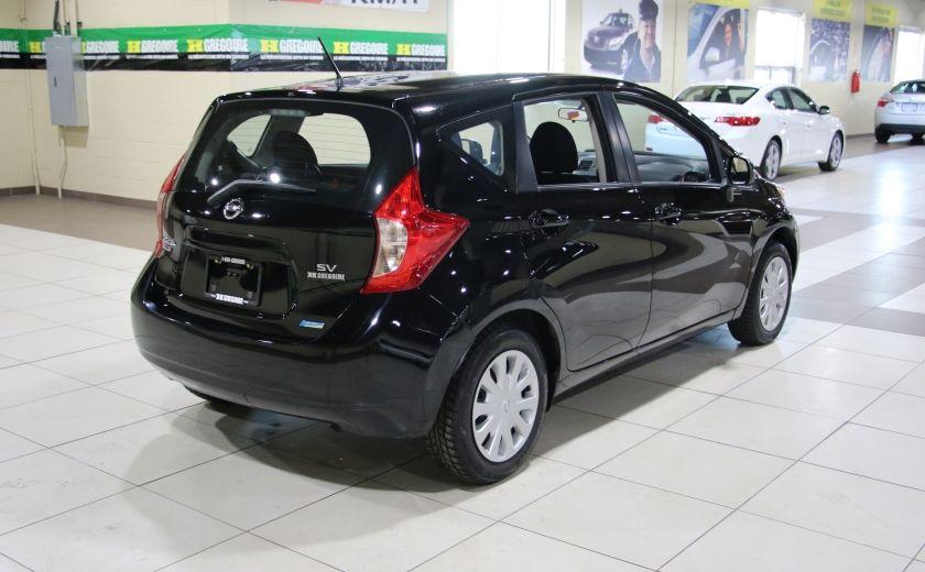 2014 Nissan Versa SV A/C GR ELECT BLUETHOOT CAMERA RECUL #6