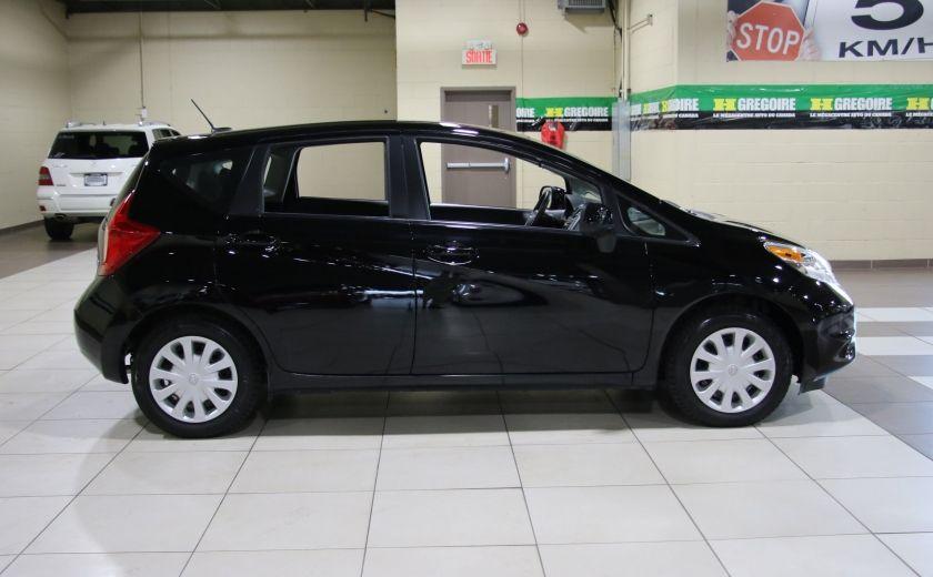 2014 Nissan Versa SV A/C GR ELECT BLUETHOOT CAMERA RECUL #7