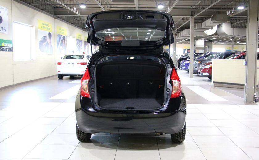 2014 Nissan Versa SV A/C GR ELECT BLUETHOOT CAMERA RECUL #25