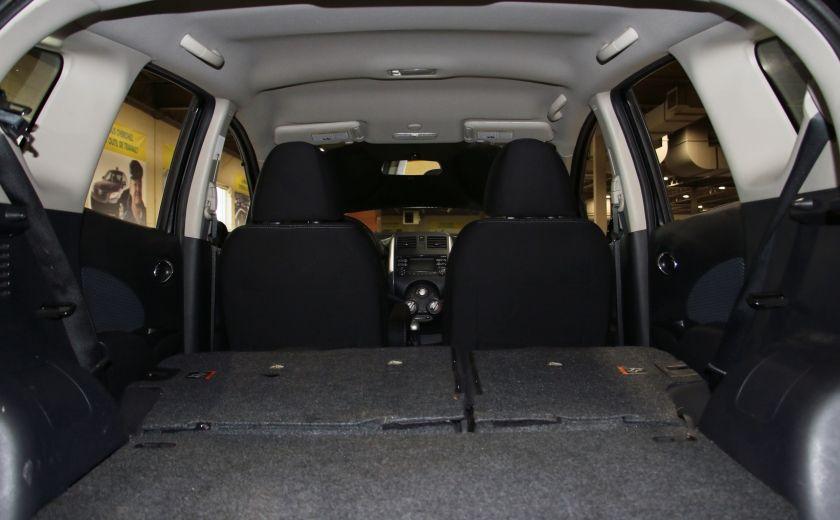 2014 Nissan Versa SV A/C GR ELECT BLUETHOOT CAMERA RECUL #28