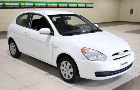 2010 Hyundai Accent GL AUTO A/C GR ELECT in Terrebonne