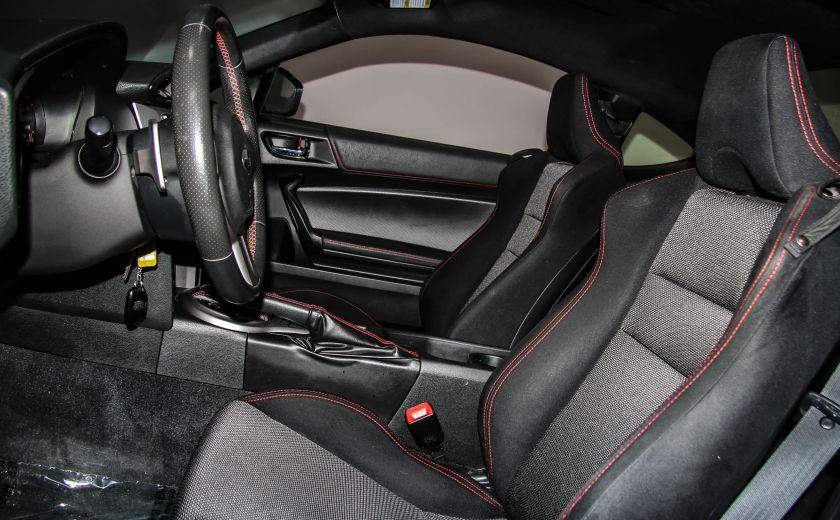 2013 Subaru BRZ AUTO A/C GR ELECT MAGS #9