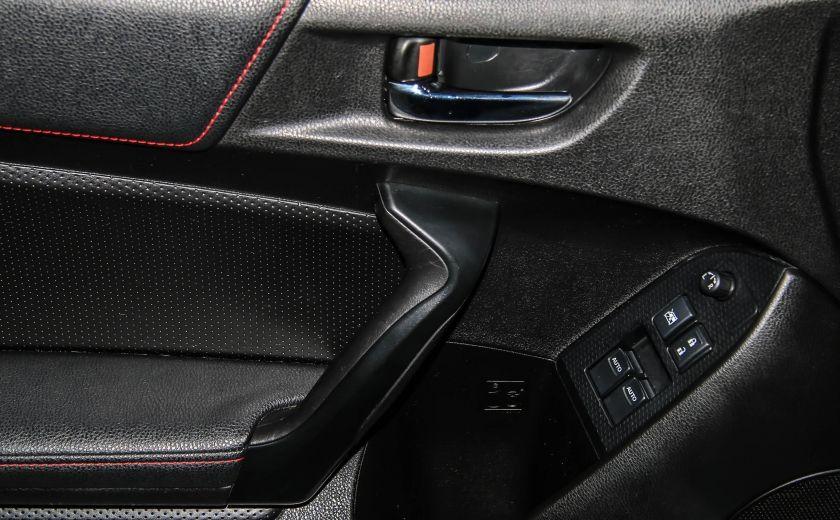 2013 Subaru BRZ AUTO A/C GR ELECT MAGS #10
