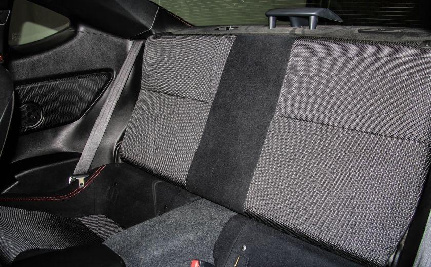 2013 Subaru BRZ AUTO A/C GR ELECT MAGS #17