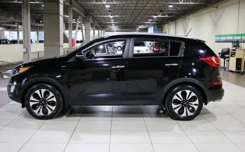 2011 Kia Sportage SX AWD AUTO A/C CUIR TOIT MAGS NAV CAMERA RECUL #3