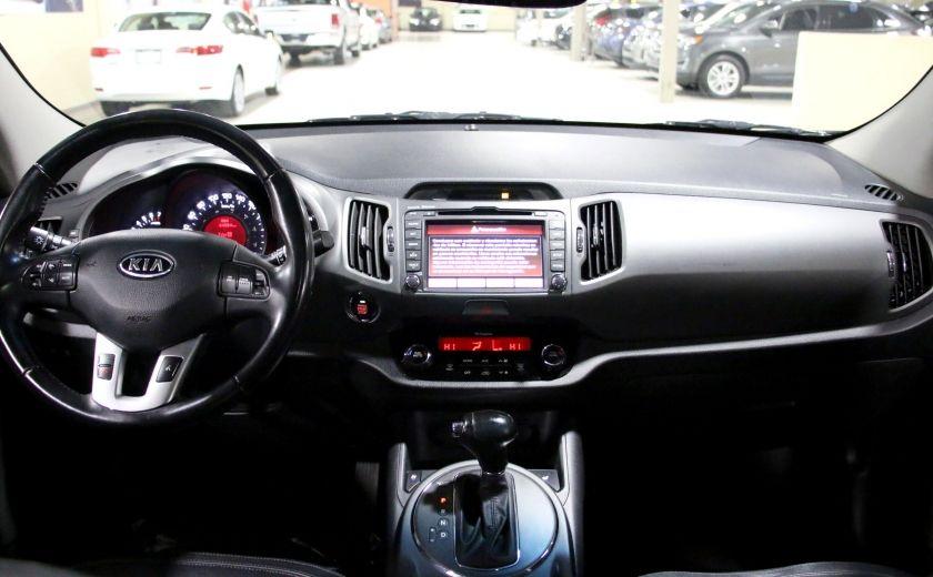2011 Kia Sportage SX AWD AUTO A/C CUIR TOIT MAGS NAV CAMERA RECUL #13