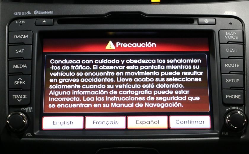 2011 Kia Sportage SX AWD AUTO A/C CUIR TOIT MAGS NAV CAMERA RECUL #16