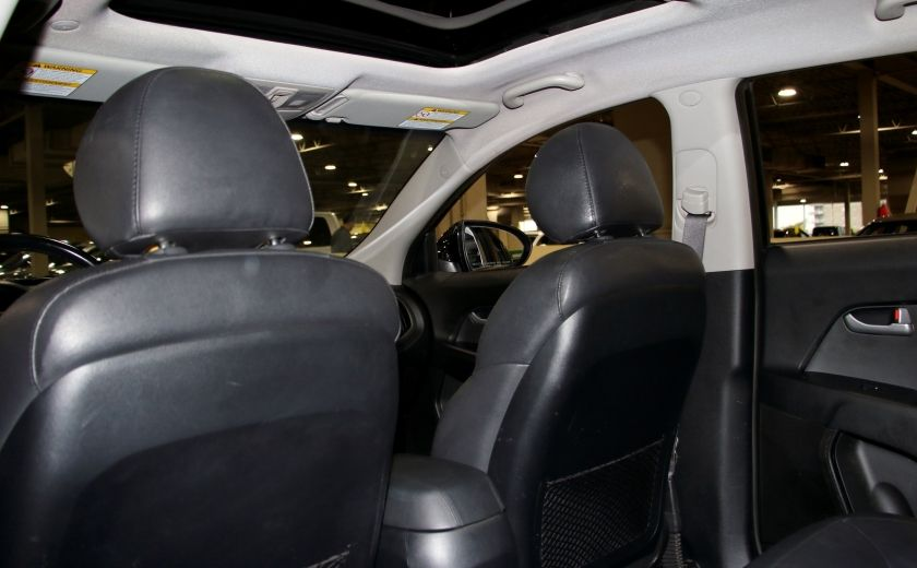2011 Kia Sportage SX AWD AUTO A/C CUIR TOIT MAGS NAV CAMERA RECUL #22
