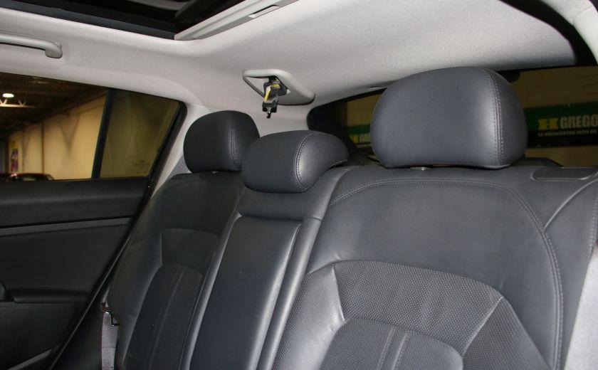 2011 Kia Sportage SX AWD AUTO A/C CUIR TOIT MAGS NAV CAMERA RECUL #23