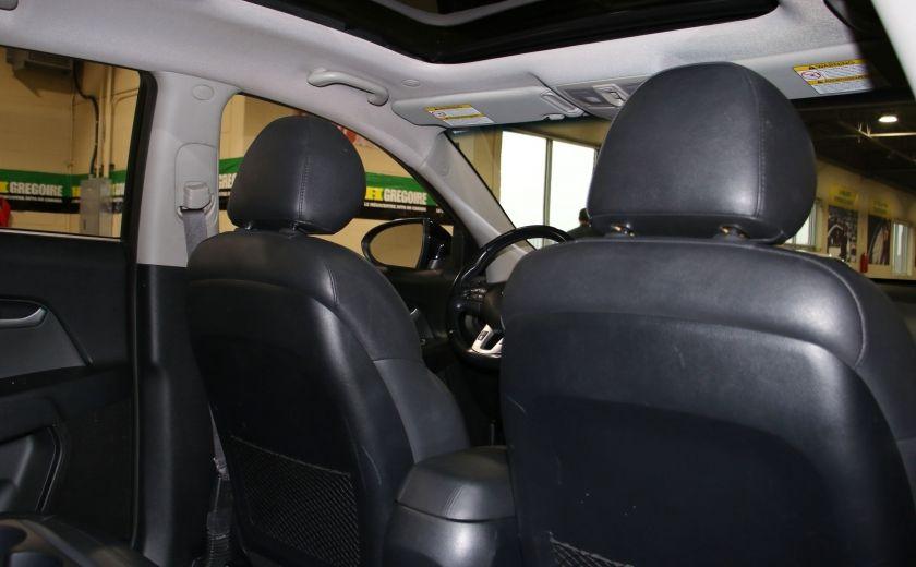 2011 Kia Sportage SX AWD AUTO A/C CUIR TOIT MAGS NAV CAMERA RECUL #24