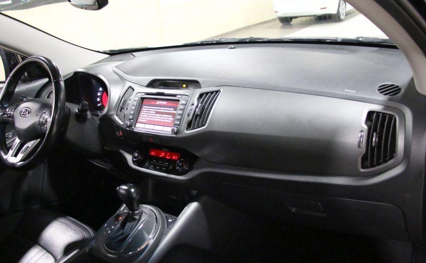2011 Kia Sportage SX AWD AUTO A/C CUIR TOIT MAGS NAV CAMERA RECUL #26