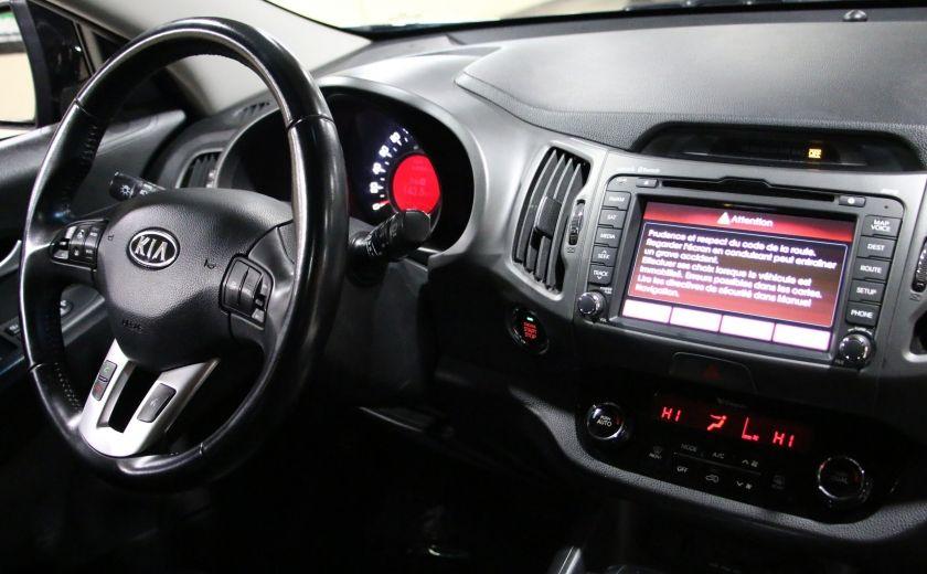 2011 Kia Sportage SX AWD AUTO A/C CUIR TOIT MAGS NAV CAMERA RECUL #27