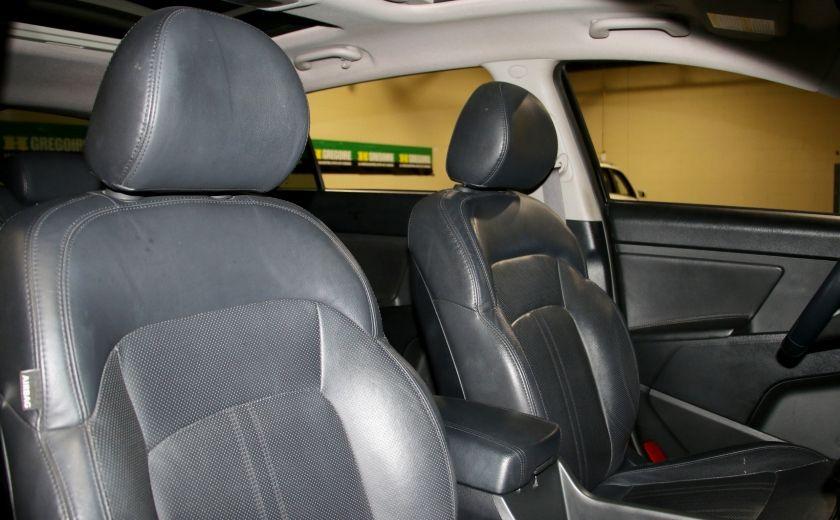 2011 Kia Sportage SX AWD AUTO A/C CUIR TOIT MAGS NAV CAMERA RECUL #28