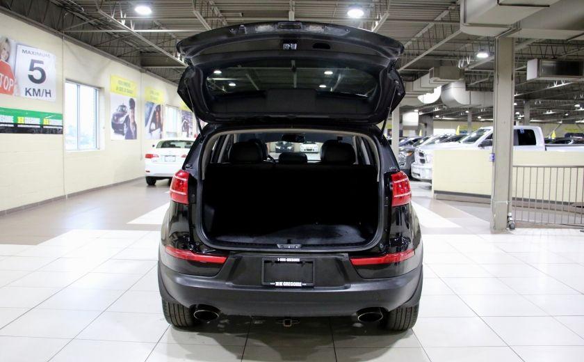 2011 Kia Sportage SX AWD AUTO A/C CUIR TOIT MAGS NAV CAMERA RECUL #31