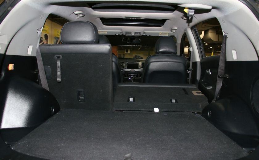 2011 Kia Sportage SX AWD AUTO A/C CUIR TOIT MAGS NAV CAMERA RECUL #33