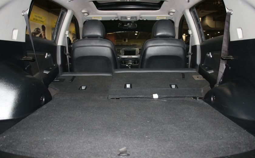 2011 Kia Sportage SX AWD AUTO A/C CUIR TOIT MAGS NAV CAMERA RECUL #34