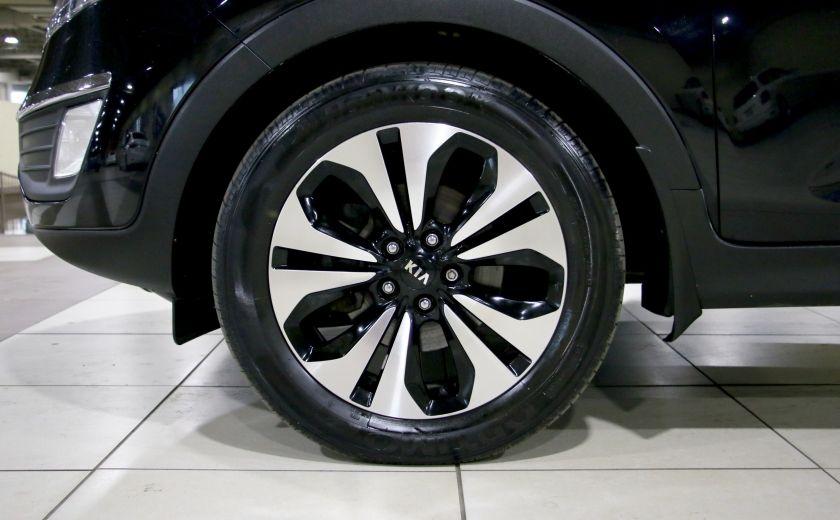 2011 Kia Sportage SX AWD AUTO A/C CUIR TOIT MAGS NAV CAMERA RECUL #35