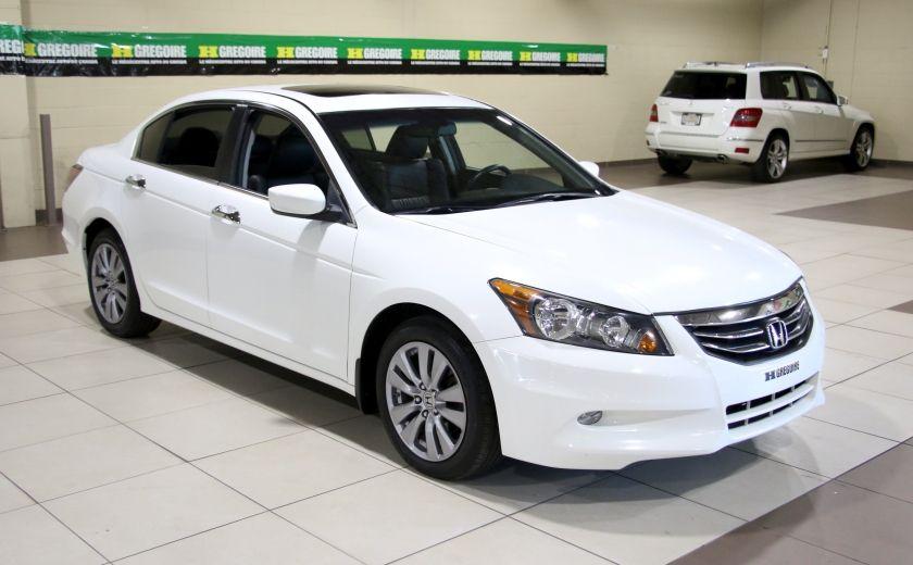 2011 Honda Accord EX-L AUTO A/C CUIR TOIT MAGS #0