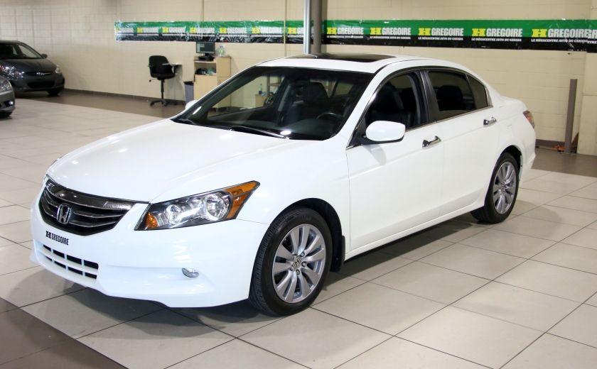 2011 Honda Accord EX-L AUTO A/C CUIR TOIT MAGS #2
