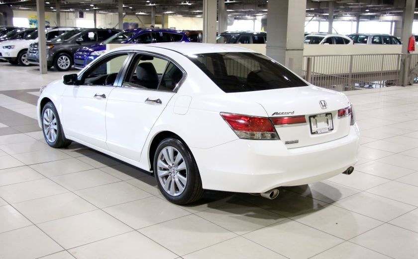 2011 Honda Accord EX-L AUTO A/C CUIR TOIT MAGS #4