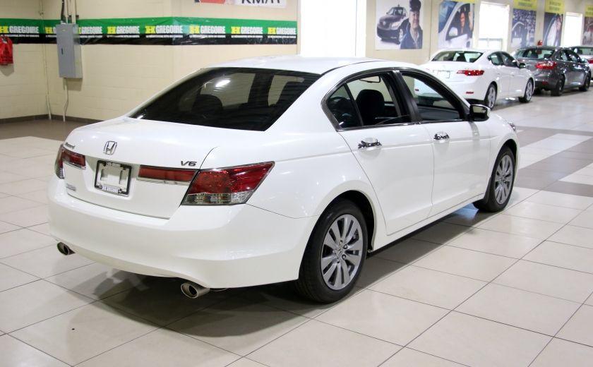 2011 Honda Accord EX-L AUTO A/C CUIR TOIT MAGS #6