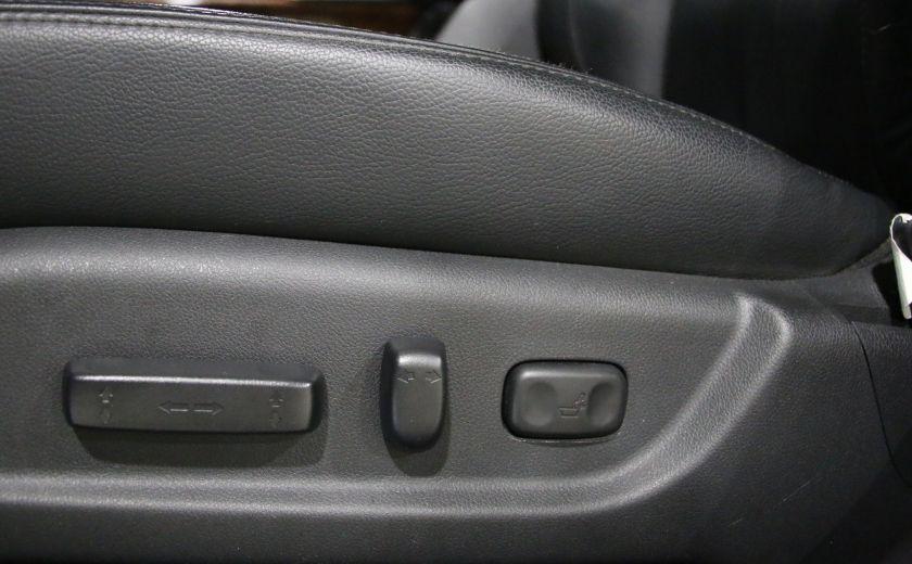 2011 Honda Accord EX-L AUTO A/C CUIR TOIT MAGS #11