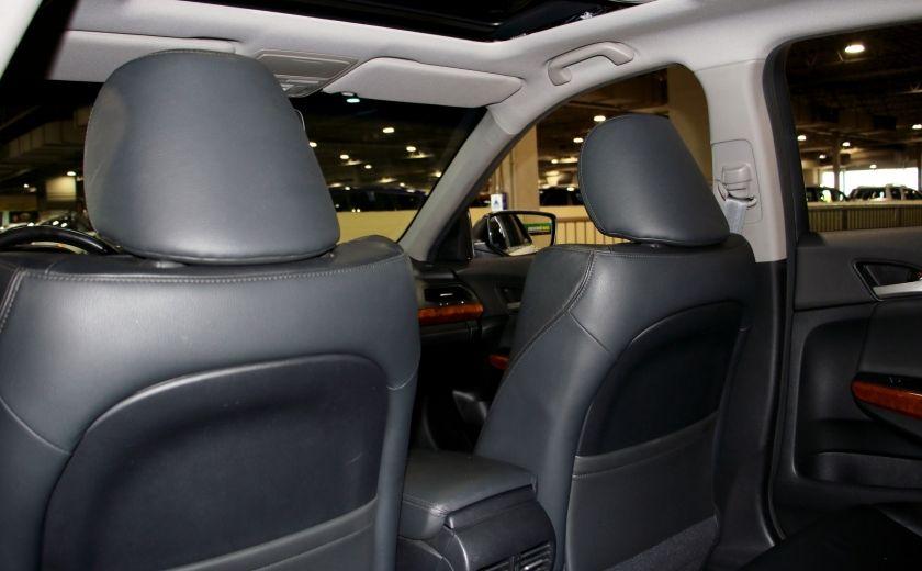2011 Honda Accord EX-L AUTO A/C CUIR TOIT MAGS #20