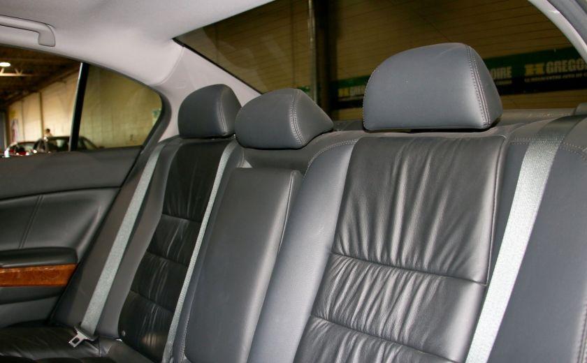 2011 Honda Accord EX-L AUTO A/C CUIR TOIT MAGS #21