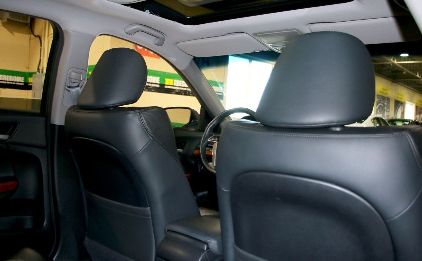 2011 Honda Accord EX-L AUTO A/C CUIR TOIT MAGS #22