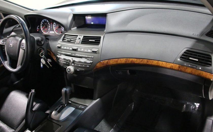 2011 Honda Accord EX-L AUTO A/C CUIR TOIT MAGS #24