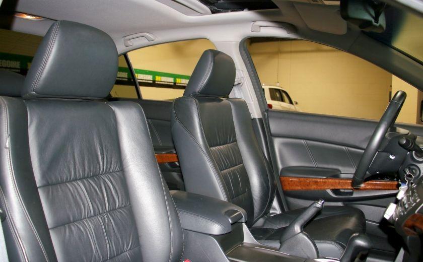 2011 Honda Accord EX-L AUTO A/C CUIR TOIT MAGS #26