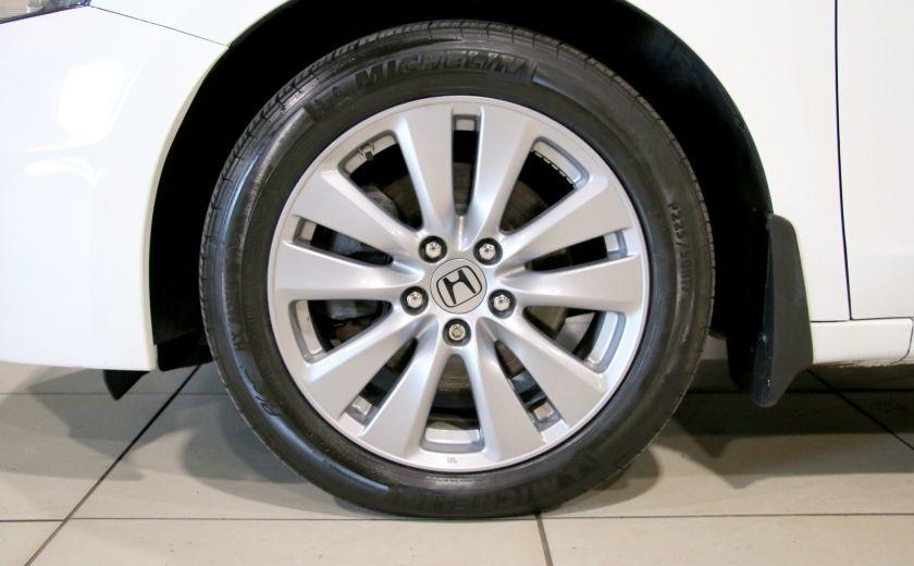 2011 Honda Accord EX-L AUTO A/C CUIR TOIT MAGS #32