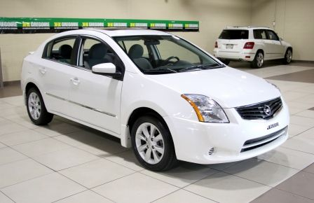 2012 Nissan Sentra 2.0 SL BAS KM AUTO A/C TOIT MAGS BLUETOOTH in Estrie