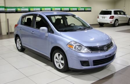 2012 Nissan Versa 1.8 SL CLEAN AUTO A/C GR ELECT MAGS in Repentigny