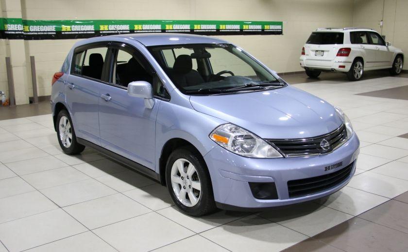 2012 Nissan Versa 1.8 SL CLEAN AUTO A/C GR ELECT MAGS #0