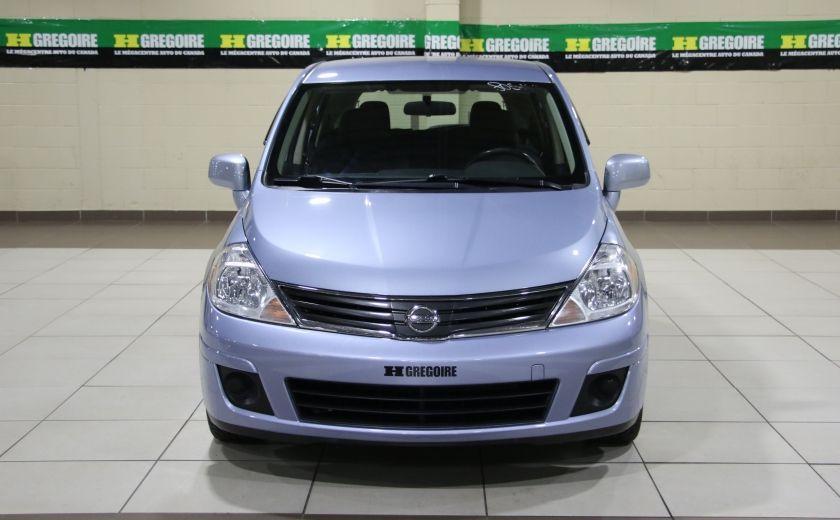 2012 Nissan Versa 1.8 SL CLEAN AUTO A/C GR ELECT MAGS #1