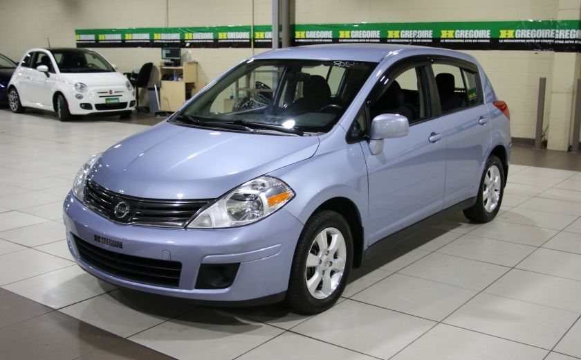 2012 Nissan Versa 1.8 SL CLEAN AUTO A/C GR ELECT MAGS #2