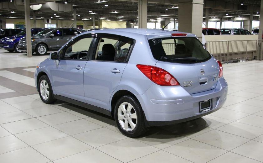 2012 Nissan Versa 1.8 SL CLEAN AUTO A/C GR ELECT MAGS #4