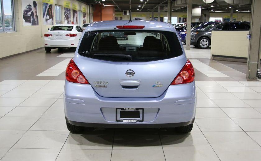 2012 Nissan Versa 1.8 SL CLEAN AUTO A/C GR ELECT MAGS #5