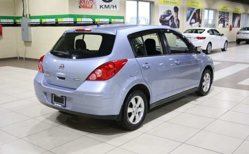 2012 Nissan Versa 1.8 SL CLEAN AUTO A/C GR ELECT MAGS #6